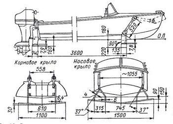 Рис 20 схема установки подводных